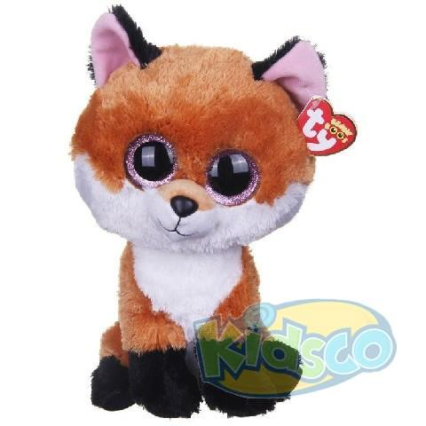 BB SLICK - brown Fox 24 cm