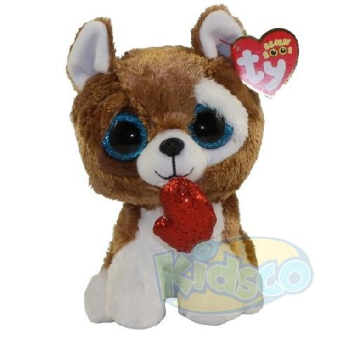 BB SMOOTCHES - dog with heart 15 cm