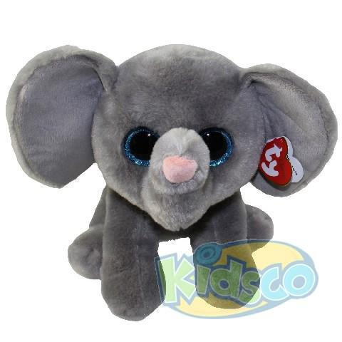 BB WHOPPER - grey elephant 24 cm
