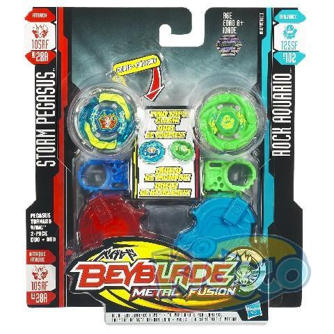 Beyblade Battle Top Faceoff Asst.