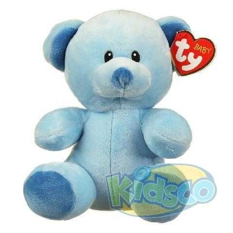 BT LULLABY - blue bear 17 cm