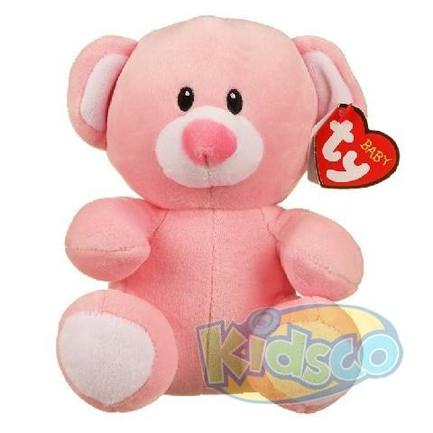 BT PRINCESS - pink bear 17 cm