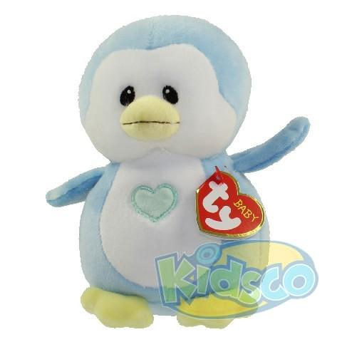 BT TWINKLES - blue penguin 17 cm