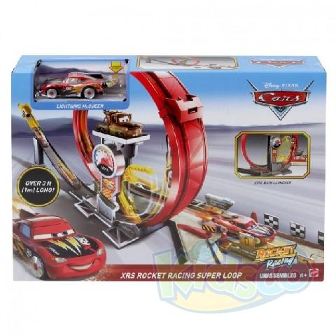 "Cars ""Super Bucla"" seria ""Turbo-racers"""