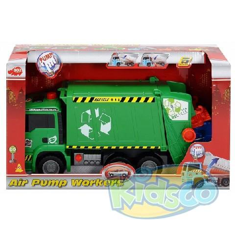 "Dickie auto ""Air Pump Garbage Trac"" 31 cm"