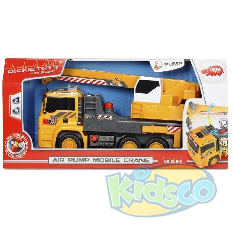 "Dickie auto ""Air Pump Mobile Crane"" 32 cm"
