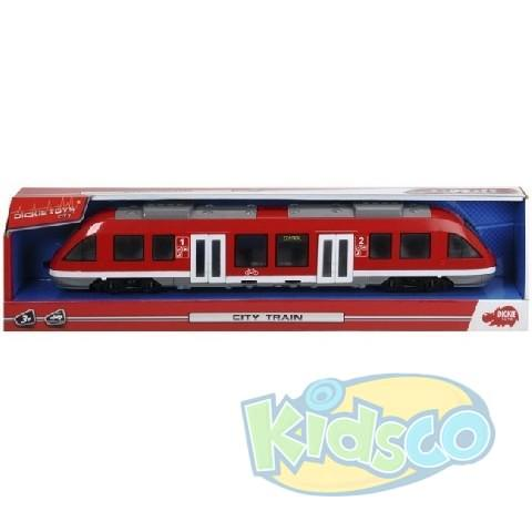 "Dickie auto ""CITY TRAIN"" 45 cm"
