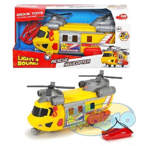 Dickie auto Helicopter 30 cm