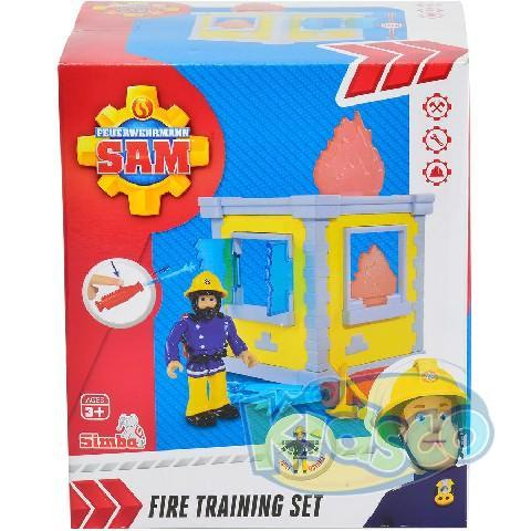 "Dickie Set SMALL TRAINING  ""Fireman Sam"""