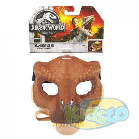 "Dino-Mask seria ""Jurassic World 2"" ast"