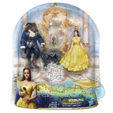 DPR BELLE ENCHANTED ROSE SCENE