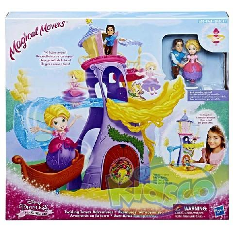 DPR MAGICAL MOVERS RAPUNZEL DLX PLAYSET