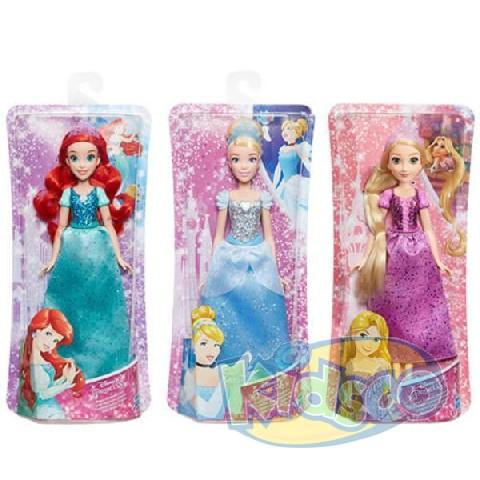 "DPR  Printesa Disney Doll ""Shimmer Fashion"" asst"