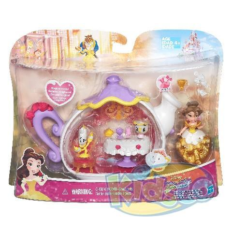 DPR SMALL DOLL PLAYSET AST W1 16
