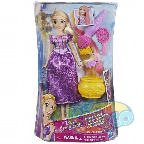 DPR STAMP AND STYLE RAPUNZEL