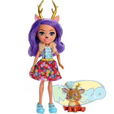 Enchantimal Danessa Deer new