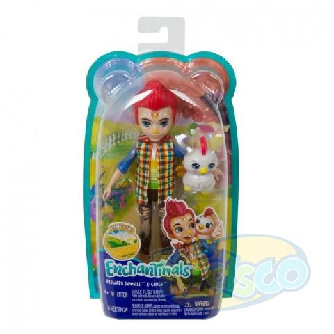 Enchantimals Redward Rooster & Cluck