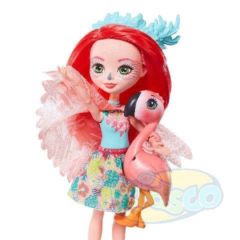 Enchantimals Fanci Flamingo si Swash