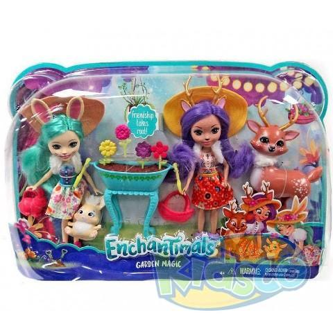 Enchantimals Garden Magic Doll