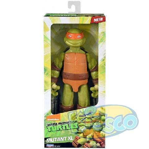 "Figurina Ninja Turtles ""Mutant XL"" - Michelangelo (27cm)"