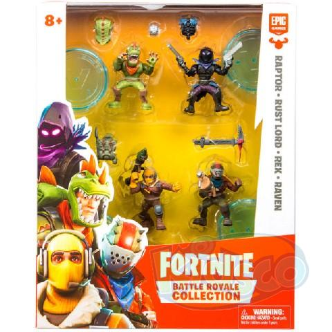 Figurine Fortnite - Royale Collection