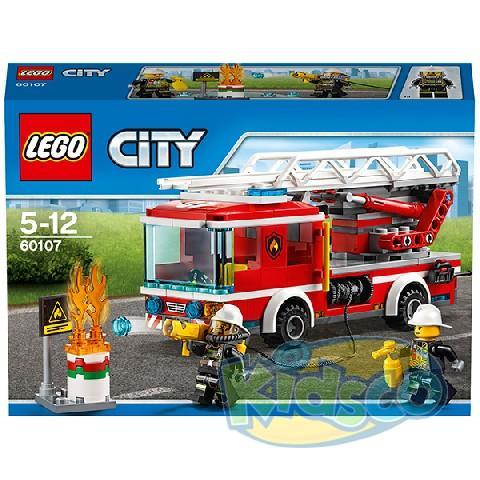 Fire Ladder Truck V29