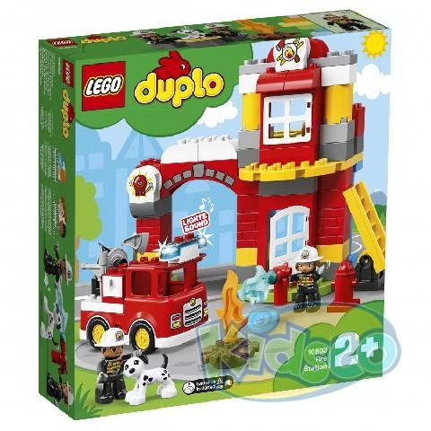 Duplo-Fire Station