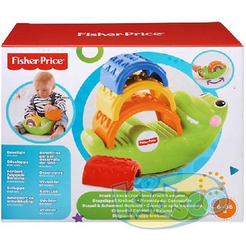 Fisher Price Crocodil