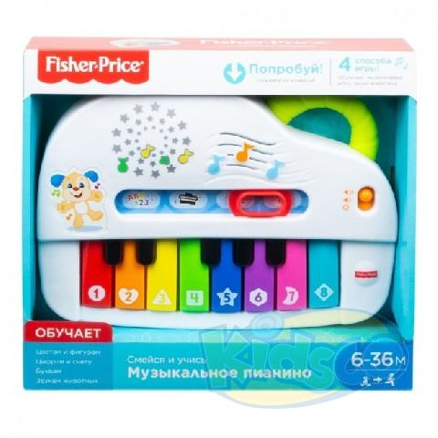 Fisher Price Pianul Catelului Inteligent (ru)