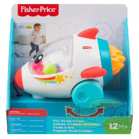 Fisher Price Racheta Vesela