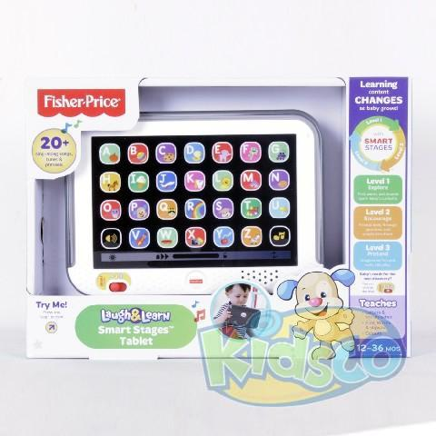 Fisher Price Tableta Interactiva (rom)