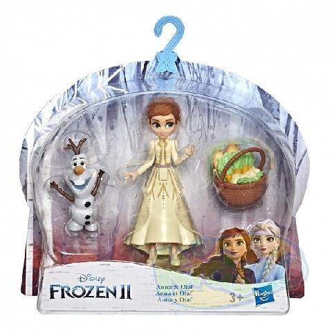 FROZEN 2  Mini Figurinei in asort.