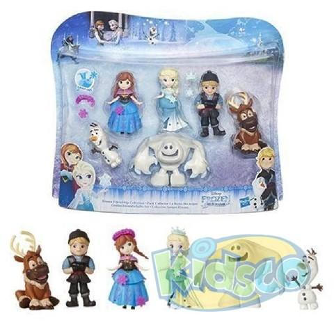 FRZ FROZEN FRIENDSHIP COLLECTION