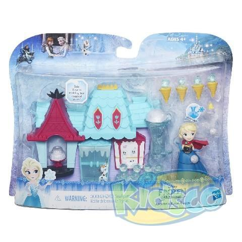 FRZ SMALL DOLL PLAYSET AST W1 16