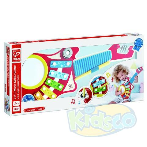 HAPE-6-IN-1 MUSIC MAKER