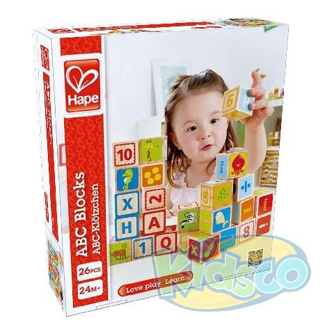 HAPE-ABC BLOCKS