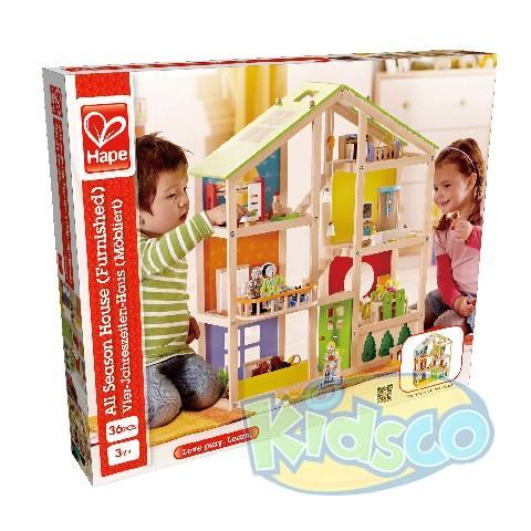 HAPE-ALL SEASON HOUSE