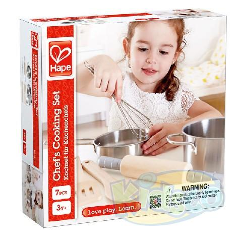 HAPE-CHEF'S COOKING SET