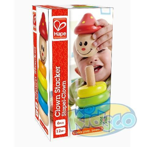HAPE-CLOWN STACKER