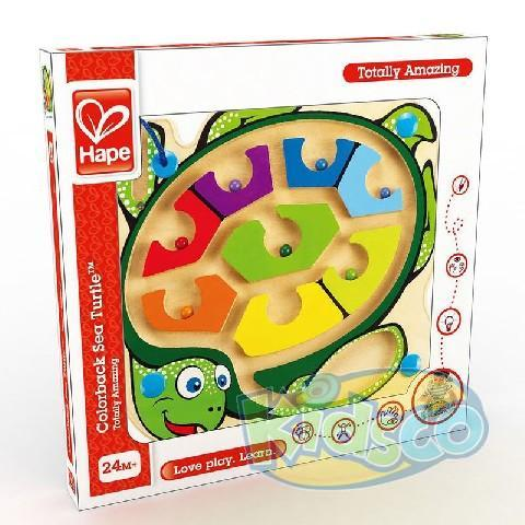 HAPE-COLORBACK SEA TURTLE