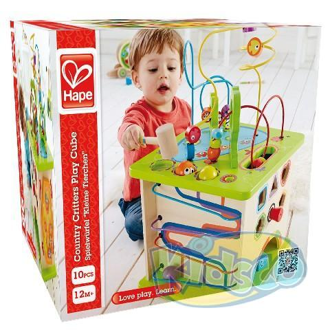 HAPE-COUNTRY CRITTERS PLAY CUB