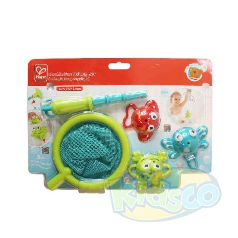 HAPE-DOUBLE FUN FISHING SET