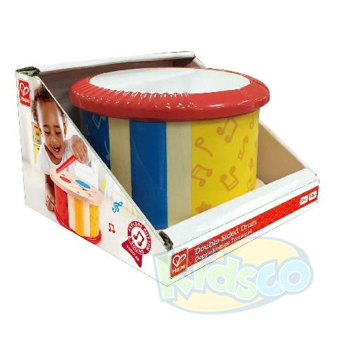 HAPE-DOUBLE-SIDED DRUM