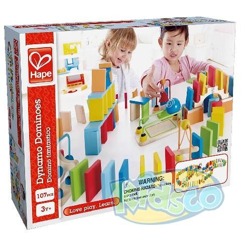 HAPE-DYNAMO DOMINOES