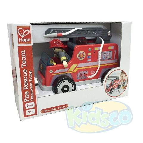 HAPE-FIRE RESCUE TEAM