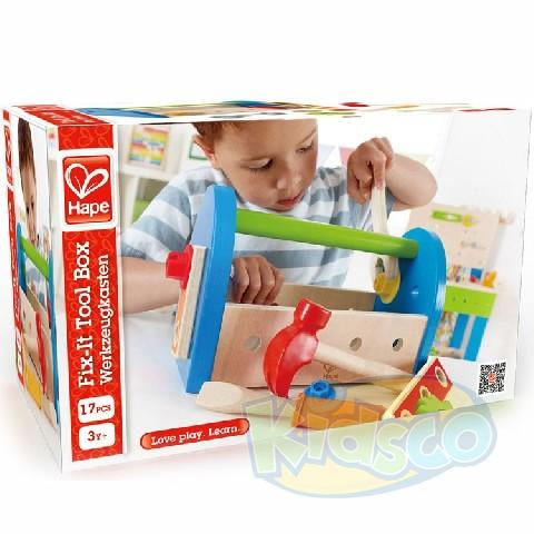 HAPE-FIX-IT TOOL BOX