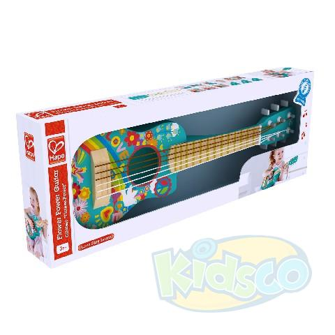 HAPE-FLOWER POWER GUITAR