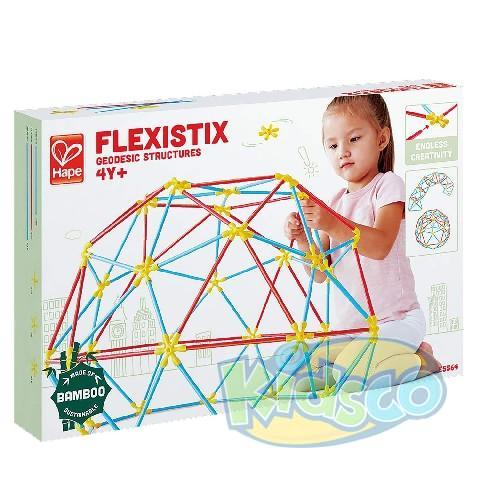 HAPE-GEODESIC STRUCTURES