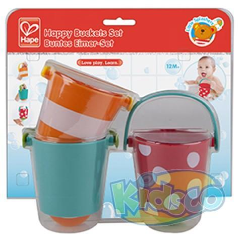 HAPE-HAPPY BUCKETS SET