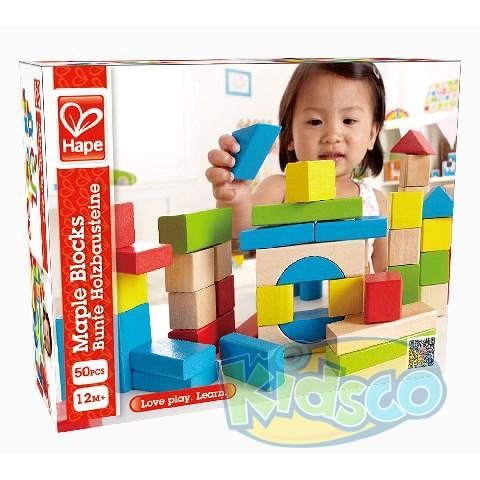 HAPE-MAPLE BLOCKS